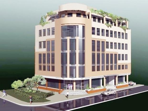 Centrul de afaceri IBIZAHOUSE