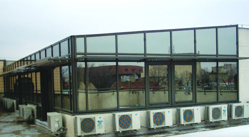 Imobil de birouri Electrototal