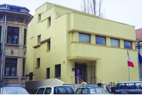 Casa de Cultura Italiana